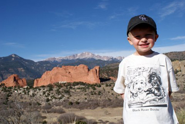 Pam's Grandson in Colorado Springs