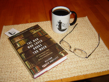Coffee Mug & Book